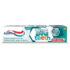 Aquafresh Pasta dla dzieci 6  Big Teeth 50ml