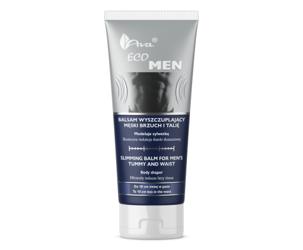 Ava Eco Men Balsam wyszczuplający męski brzuch i talię 200 ml