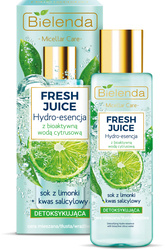 Bielenda Fresh J. Hydro-esensja Limonka detoksykująca 110ml
