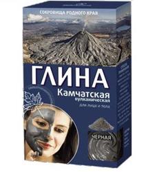 FitoCosmetic Glinka kosmetyczna czarna kamczacka 100g