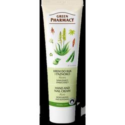 Green Krem do rąk Aloes - krem nawilżająco wygładzający