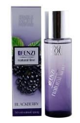 JFenzi Natural Line EDT Blackberry 50 ml