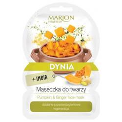 Marion Fit&Fresh Maseczka Dynia i Imbir 9g