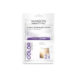 Marion Maska do włosów blond - Ożywiające kolor