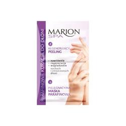 Marion SPA Parafinowa kuracja dla dłoni