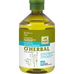 OHerbal Szampon włosy Suche i Zniszczone 500 ml.
