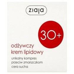 Ziaja 30+ Krem odżywczy lipidowy n/n 50ml