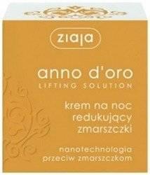 Ziaja Anno Doro 40+ Krem redukujący zmarszczki na noc 50ml
