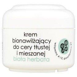 Ziaja Krem bionawilżający Biała herbata CMT 50ml