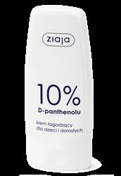 Ziaja Krem łagodzący z 10% D-panthenolu 60ml