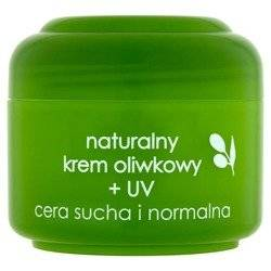 Ziaja Oliwkowa Krem naturalny + UV 50 ml