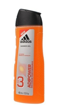 Adidas Men Adipower Żel p/p 400ml