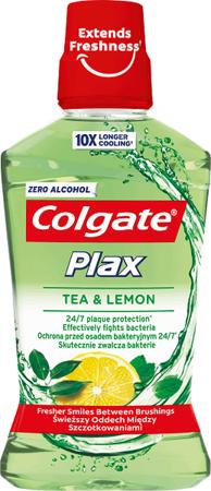 Colgate płyn Tea&lemon 500ml