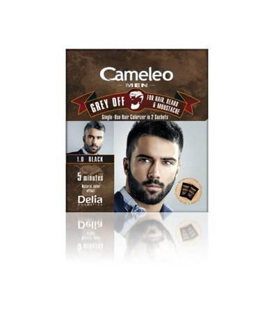 Delia Cameleo Men 1.0 Black Koloryzator jednorazowy