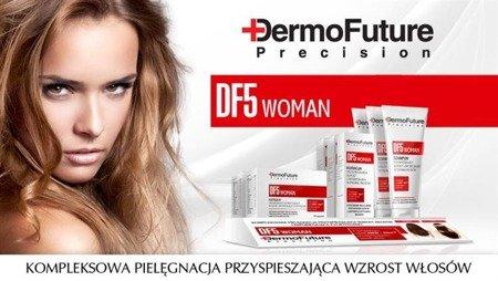 DermoFuture DF5 Woman Kuracja przyspieszająca wzrost włosów 30ml