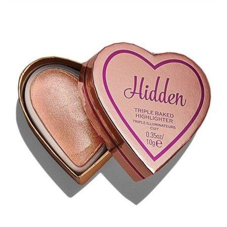 I Heart MakeUp Rozświetlacz Glow Hearts Hidden