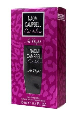 Naomi Cambell Cat Deluxe At Night EDT 15 ml.