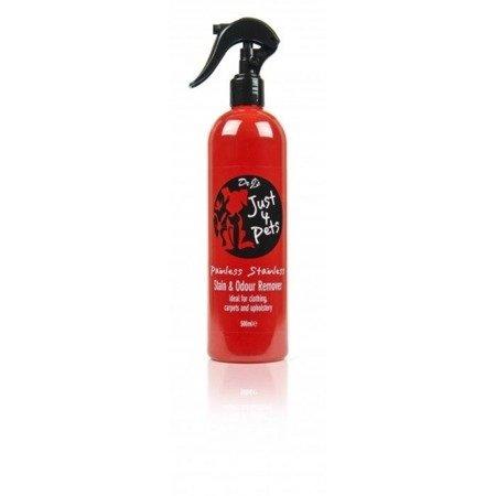 Slavica Just4Dogs Spray usuwający plamy 500ml