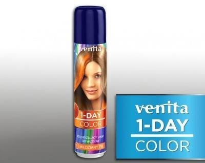 Venita 1-Day Color Miedziany pył 50 ml